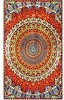 Grateful Dead - 3D Mandala Dancing Bears Tapestry