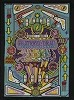Grateful Dead - 3D Mini Pinball Machine Tapestry