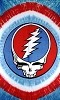 Grateful Dead - Red, White & Blue SYF Tapestry