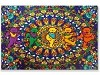 Grateful Dead - Psychedelic Bears Fleece Blanket