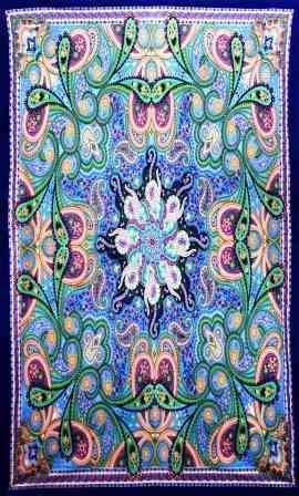 Infinity Star Tapestry
