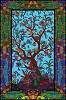 Tree Of Life Full Color Tapestry