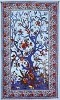 Blue Tree Of Life Tapestry