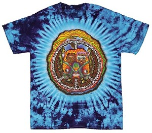 Psychedelic Tie Dye T Shirts On Sale At Sunshine Daydream