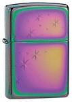 Starry Night Spectrum Zippo Lighter