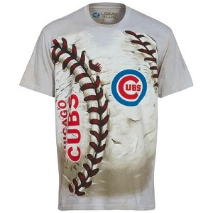Chicago Cubs - Hardball Tie Dye T-Shirt
