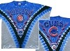 Chicago Cubs- V-Dye Tie Dye T-Shirt