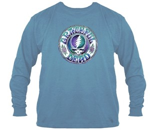 Grateful Dead - Batik SYF Long Sleeve T-Shirt