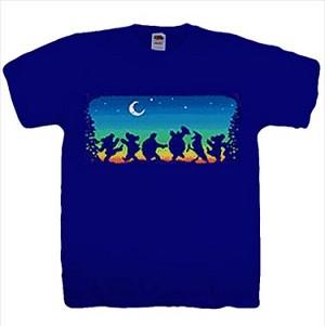 Grateful Dead Moondance T Shirt On Sale At