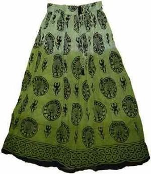 Goddess Labyrinth Skirt
